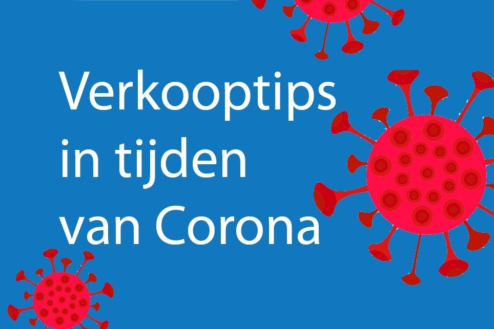verkooptips corona
