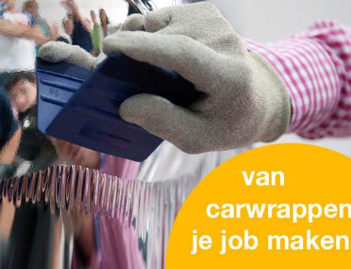 Geld verdienen met carwrapping