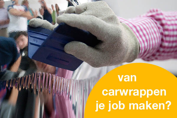 carwrapper als job