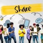 help elkaar op sociaal media
